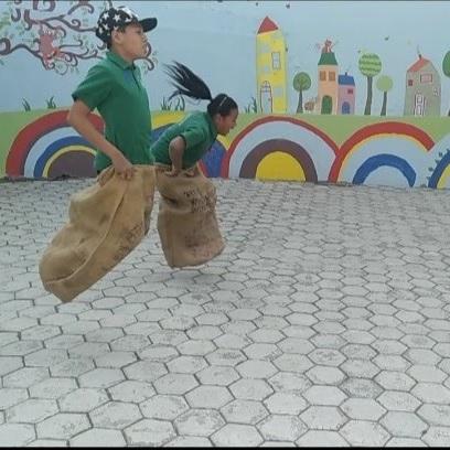 Actie op school